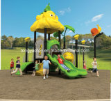 Campo de jogos ao ar livre de 2017 crianças macias dos produtos novos (TY-F10801)