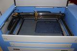 4060 lederner/Acryl-/hölzerner Stich-und Ausschnitt-Laser-Maschine