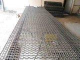 Spätestes Wholesale Custom Design Teflon Mesh Belt Conveyor Unloading mit Good Prices