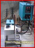15kw, 220V, petits fondeur de l'admission 3kg/5kg/poêle/four pour l'or/platine/fonte de rhodium/argent/alliage/avoirs de la chaleur