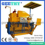 Machine de fabrication de brique automatique mobile de machine de brique de cavité de la colle Qmy6-25