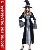 Kostuum Cosplay van de Heks van de Vrouwen van de Partij van Halloween het Sexy Buitensporige
