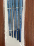 Nylonfarbanstrich-Pinsel für Kursteilnehmer, Borste-Lack-Pinsel