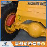 Cargador de la rueda de la granja del cargador del frente del cargador del motor del césped