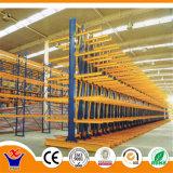 Racking voladizo para Long Pipe e Irregular Items Storage