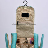 Il sacchetto d'attaccatura popolare dell'articolo da toeletta di corsa compone il sacchetto dell'estetica del sacchetto