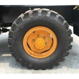 農場のための小さい建設用機器のPaylagerの小型車輪のローダー