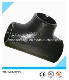 Te inconsútil de las guarniciones del acero de carbón de En10253-2 P265gh