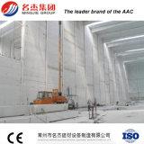Painel ventilado autoclave do muro de cimento que dá forma à máquina 100000m3 - 150000m3