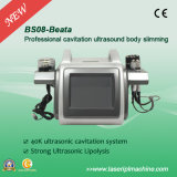Machine ultrasonique portative BS08 de forme de corps de cavitation de vide de rf
