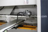 Máquina de estaca hidráulica da chapa de aço de preço de fábrica QC11y 10X2500