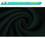 Chemise 100% de polo en bonne santé de plein long dri de douille de polyester de Buttonless