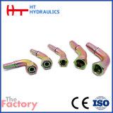 Toute la taille de l'ajustage de précision hydraulique de boyau/canalisation/du Fitting&Flange hydraulique (22641/22641-T/226141-W)