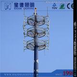 torre de alto voltaje certificada los 20-45m de la transmisión de potencia