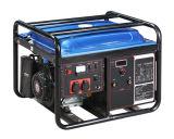 Schweißer und Generator