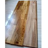 El roble dirigido el suelo de madera de Handscraped suela el suelo de entarimado de madera