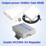 OEMによって33dBm 2watts GSM 1800MHzは無線携帯電話のシグナルの中継器が家へ帰る