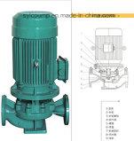 Irg vertikale Rohrleitung-zentrifugale Wasser-Pumpe