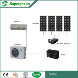 condizionatore d'aria solare di 12VDC 6000BTU 0.7HP 100% con costo acquistabile