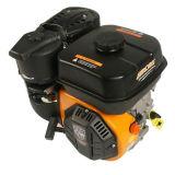 170f, pequeño motor de gasolina refrigerado 7HP 208cc