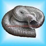 換気されたアルミニウムガラス繊維適用範囲が広い裸ダクト