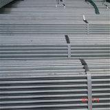 Tubo de acero galvanizado del andamio de ERW