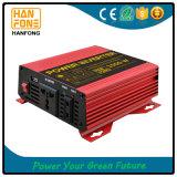 Inverter der Energien-1000W Doppel-Wechselstrom-Anschlüsse 12V Gleichstrom Auto-Inverter zum Wechselstrom-110V/220V