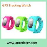Relógio do perseguidor do GPS dos miúdos com SOS e controle do APP