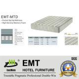 Matelas de chambre à coucher d'hôtel de qualité (EMT-MTD)