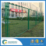 PVC покрыл сваренную загородку ячеистой сети