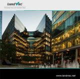 Glace isolante de vide clair de Landvac avec l'UL d'OIN de la CE de ccc