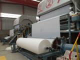 Toilette Tissue Paper Machine avec Good Service 1575