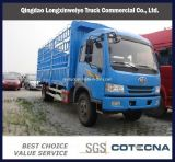 2016 nuevo carro de FAW 5 Tons Van Light Lorry