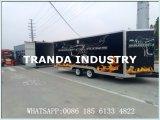 판매/거리 음식 트럭을%s 완전히 주문을 받아서 만들어진 간이 식품 트럭