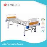Letto di ospedale manuale del certificato di ISO/Ce. Base paziente
