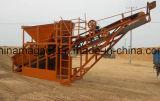 Tela amplamente utilizada do Trommel do cascalho da areia para o processamento da areia