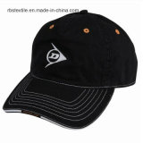 la manera del precio bajo 100%Cotton calificó el béisbol Cap&Hat de los 6 paneles