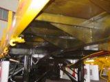Drei Wellen-Luft-Aufhebung-Flachbett-halb Schlussteil
