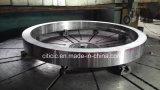 ロータリーキルンおよび回転乾燥器のための回転式タイヤ