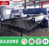 중국에서 CNC 포탑 펀칭기 제조자