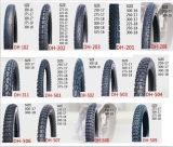 Alto rendimiento cómodo seguro 250-17 del neumático de la motocicleta del camino y del tubo interno