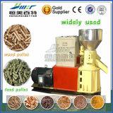 Máquina media y pequeña del eucalipto del tallo del maíz del precio de fábrica de la salida para hacer pelotillas