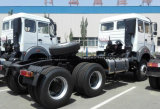 Cabeça do trator de Beiben do caminhão do trator do caminhão pesado 380HP de China