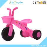 طفلة يعلم يمشي عربة [سكوتر]/إلتواء [ور-برووف] [ريد-ون] لعب طفلة [تريك]