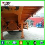 20FT Behälter-Träger-Flachbettschlußteil-LKW