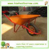 De kleurrijke Goedkope Kruiwagen van de Bouw met de Beste Kwaliteit
