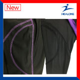 Отрезок качества Hight и шьет гетры спортов йоги женщин короткие идущие