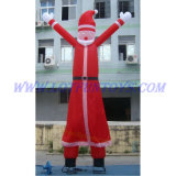 La Navidad Air Dancer para Advertizing, Decoration o Promotion