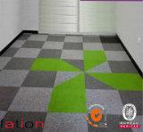 Mur tufté de tapis d'étage de machine ordinaire pour murer le tapis