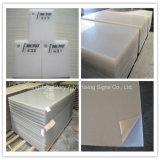 Plastikmilchiges weißes Acrylopalblatt-flexibles Acrylblatt